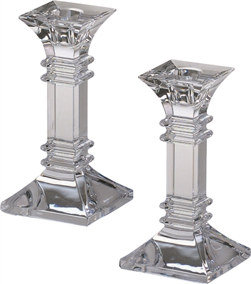 Treviso Crystal Candle Holders by Waterford