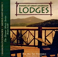 Dining at Great American Lodges CD