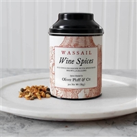 Wine Spices in Tin