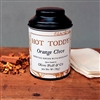 Orange Clove Hot Toddy in Tin