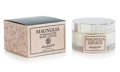 Elizabeth W Body Cream - Magnolia
