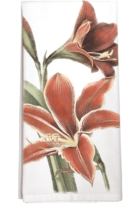 Amaryllis Kitchen Towel