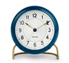 Arne Jacobsen Clock - Blue