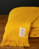 Avoca Mohair Throw - Amber