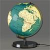 "Classic 10"" Globe And LED Light"