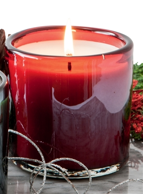 Crimson Berry Classic Candle