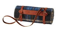 Summit Lake Pendleton Blanket with Leather Carrier