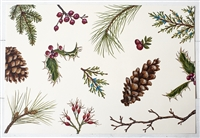 Winter Wonderland Placemats