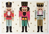 Nutcrackers Paper Placemats