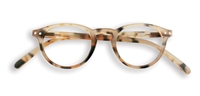 Light Tortoise Izipizi Reading Glasses - 2.5 magnification