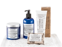 Set of Elizabeth W Cucumber Products