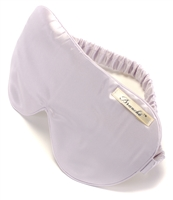 Lavender Silk Sleep Eye Mask by Branche