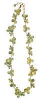 Michael Michaud Lucky Clover Necklace
