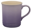 Set of Two Lavender Mugs by Le Creuset