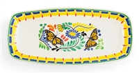 Butterfly Rectangular Platter