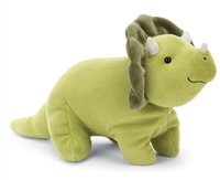 Mellow Mallow Triceratops - Small