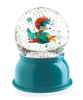 Airplane Snowglobe Night Light
