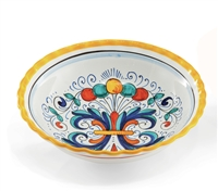 "Deruta 9.5"" Serving Bowl - Ricco Deruta"