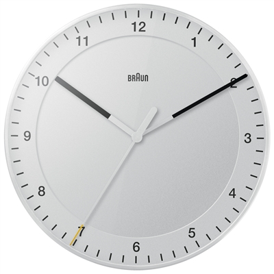 Wall Clock By Braun