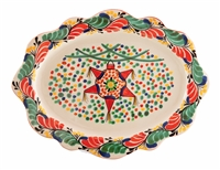 Celebration Pinata Platter by Gorky Studio