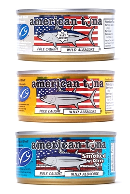 American Tuna - Set of 3