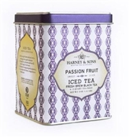 Passion Fruit Iced Tea By Harney & Sons