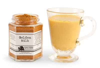 golden milk powder