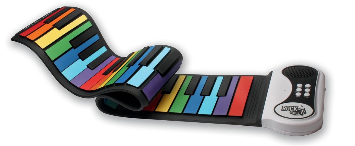 Roll Up Rainbow Piano