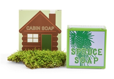 Cabin And Spruce Soaps