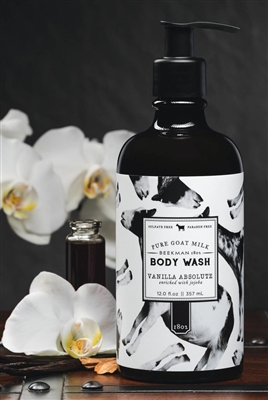 Beekman Absolute Vanilla Hand And Body Wash