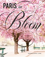 Paris In Bloom - Book