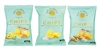 Six Potato Chip Bags from Ibiza, Spain
