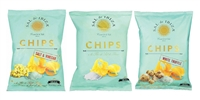 3 bags of Potato Chip Bags from Ibiza, Spain