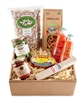 Box with Pistachios, Tarallini Crackers, Tomato Bruschetta Sauce, Castelvetrano Olives, Ortiz White Tuna, Salami, 2 Cipriani Bellini bottles