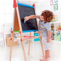 Award-winning Wooden Art Easel by Hape