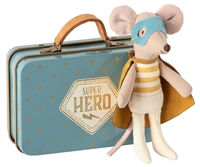 Super Hero Mouse designed in Denmark