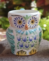 2 Ceramic Owl Mugs