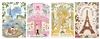 Four French Kitchen Towels Fall Designs