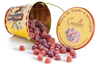 French Fruit Jellies in a charming pail