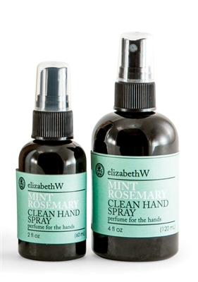 2 bottles of hand spray