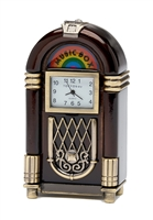 Jukebox Clock