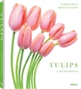 Book cover with Tulip photo