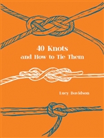 orange book with knots on the cover