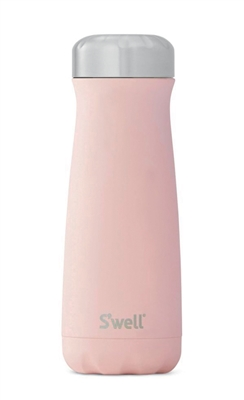 pink reusable flask