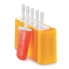 Silicone Popsicle Mold with drip-guards