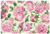 Pink Flower Placemats