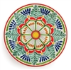 Handpainted Mexican Ceramic Plate