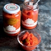 Italian Hand-peeled Whole Tomatoes in a Glass Jar