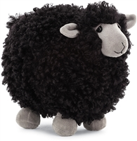 Black Sheep stuffed toy by Jellycat